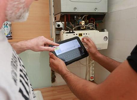 Electrogaz, votre chauffagiste spécialisé dans l'entretien de votre chaudière gaz